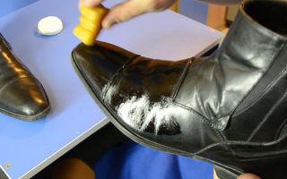 Чем обработать обувь, чтобы не промокала —фабричные и народные средства для ухода за кожей, замшей и кожзамом
