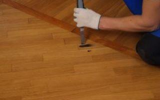Как и чем отмыть ламинат после ремонта и не повредить покрытия?