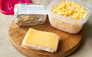 Можно ли сыр пармезан хранить в морозилке, как правильно его замораживать