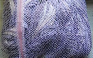 Как стирать шторы в стиральной машине – выбор режима в зависимости от типа ткани