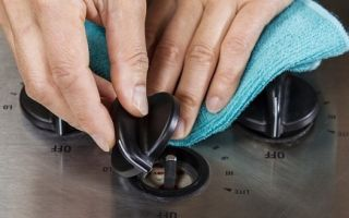 Как отмыть электрическую плиту от грязи, следов жира и накипи в домашних условиях?