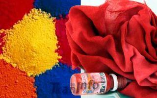 Как покрасить ткань в домашних условиях — виды красителей и правила покраски