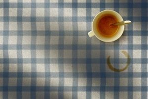 Как и чем вывести пятна от чая с одежды с цветной и белой ткани в домашних условиях?