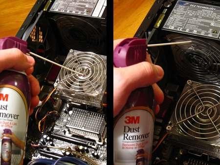 Сжатый воздух для чистки компьютера и ноутбука: где использовать, как выбрать, стоит ли брать