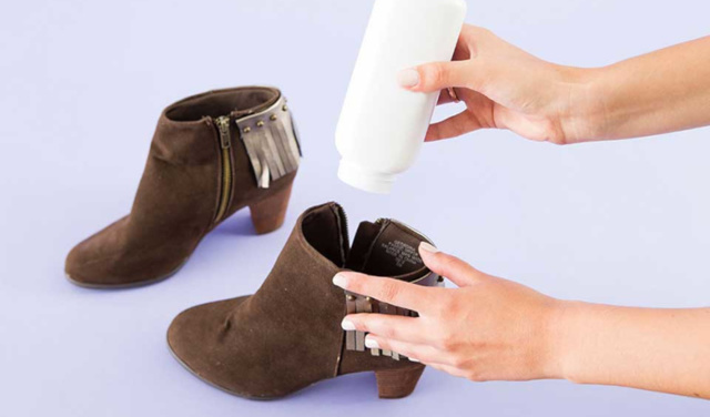 Обувь красится изнутри: что делать и как бороться с проблемой