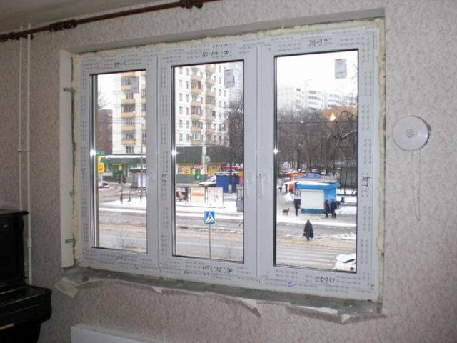 Дует между подоконником и пластиковым окном: причины и решение проблемы