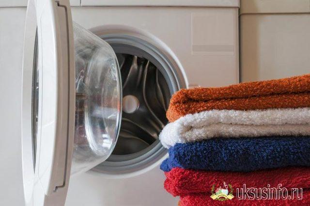 Чистка стиральной машины уксусом от накипи – быстрое в домашних условиях