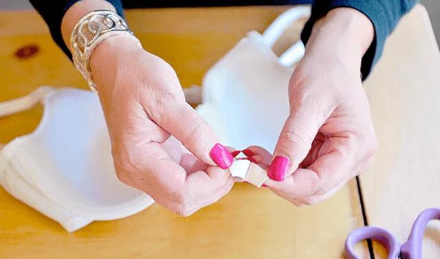 Как починить бюстгальтер, если вылезла косточка: ремонтируем лифчик своими руками