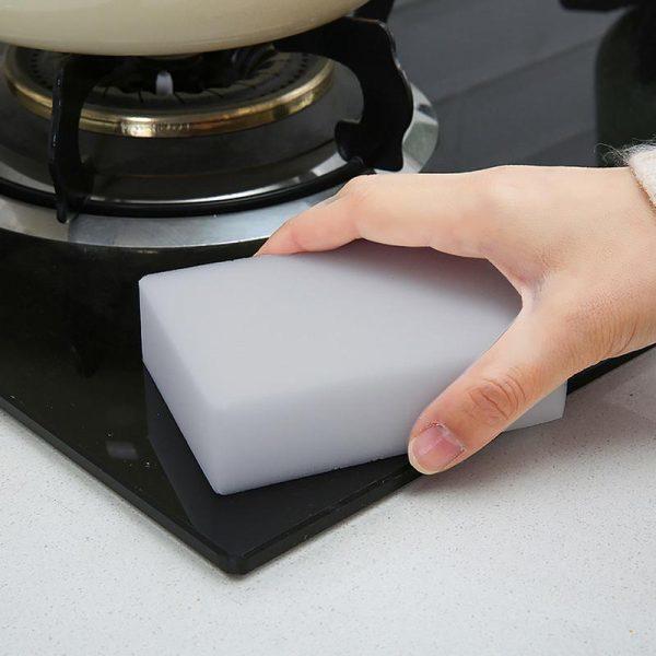 Можно ли мыть меламиновой губкой стеклокерамическую плиту, правильный уход