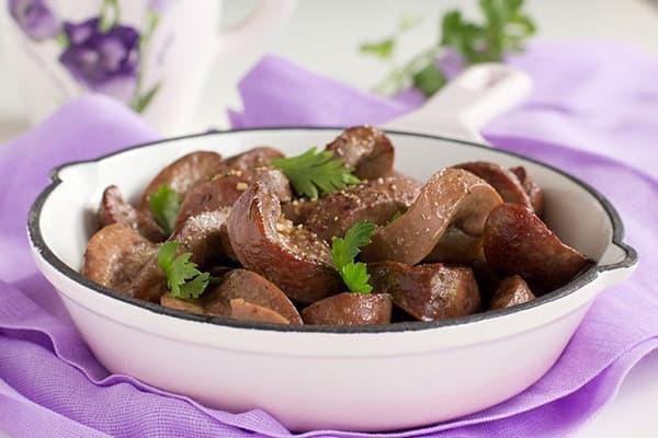 Как правильно и быстро вымачивать почки свиные и говяжьи, чтобы не было запаха