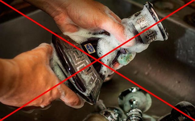 Как чистить кальян в домашних условиях?
