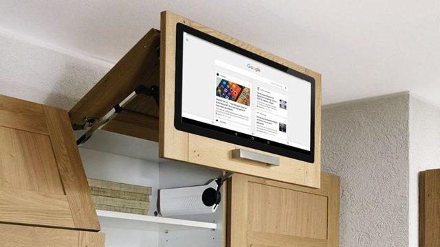 Можно ли ставить телевизор на холодильник, в чем тут риск