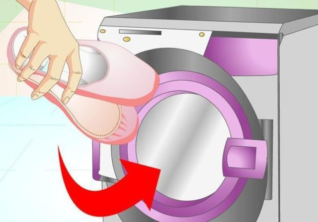 Как правильно стирать балетки для танцев в стиральной машине