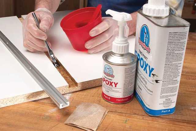 Эпоксидный клей – инструкция по применению