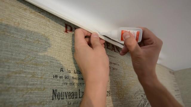 Как заделать дырку на натяжном потолке: ремонтируем полотно своими руками