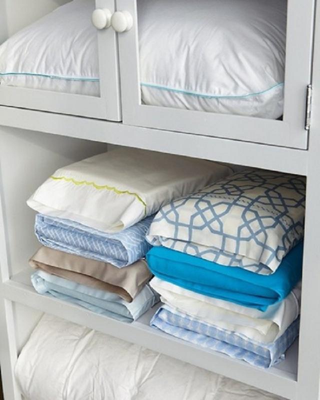 Как сложить полотенца по методу конмари: максимум компактности
