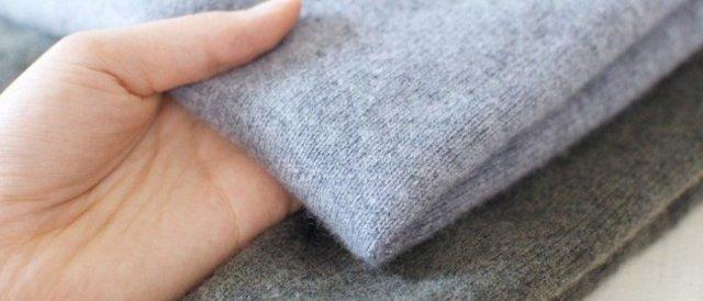 Как стирать кашемир в домашних условиях?