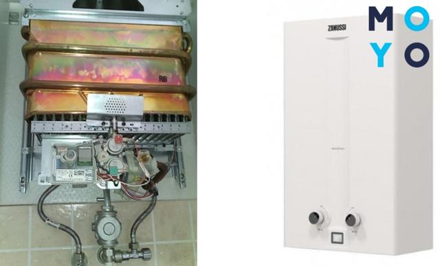 Чем и как почистить газовую колонку в домашних условиях без помощи мастера?