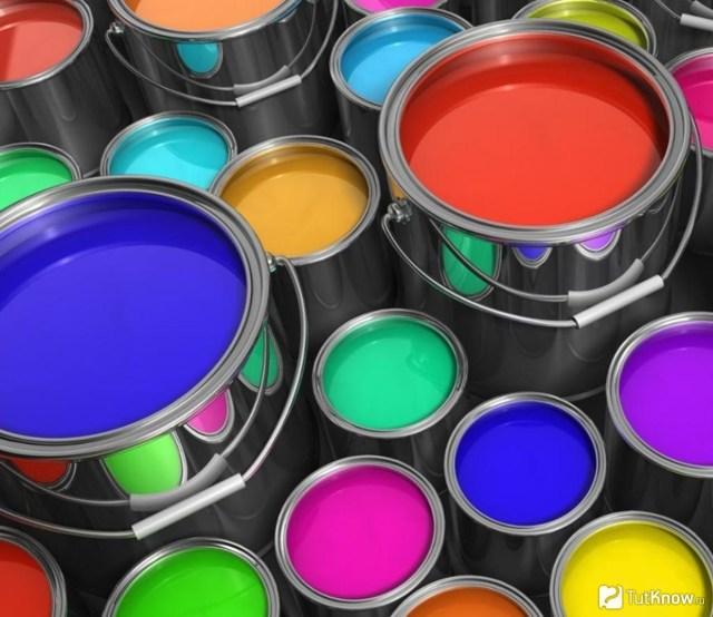 Как мыть латексную краску, чтобы очистить, но не испортить поверхность