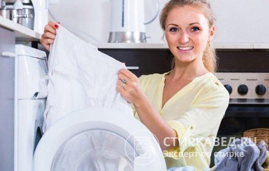 Как стирать тюль: необходимые советы домохозяйкам