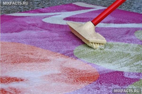 Как очистить ковер от пятен: практические советы вдомашних условиях