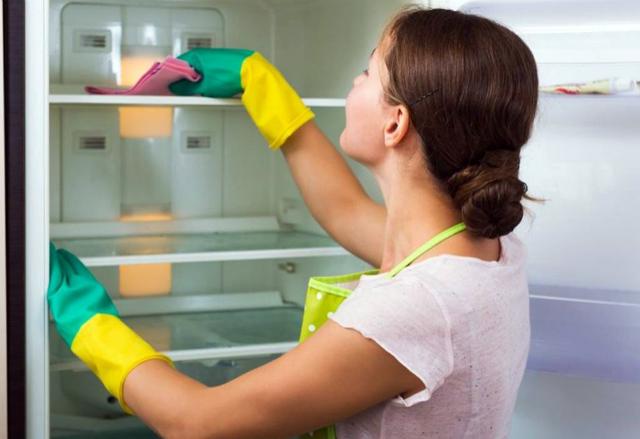 Можно ли мыть холодильник уксусом: безопасный раствор и инструкция по мытью
