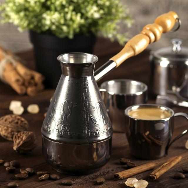 Как варить кофе в турке на плите: рецепты из разных стран