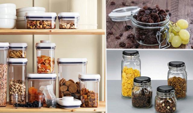 Как хранить сухофрукты в домашних условиях – финики, изюм, курага