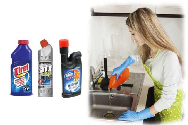 Пахнет из раковины на кухне: что делать и каковы причины?
