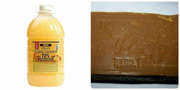 Применение хозяйственного мыла в быту - 10 способов, полезные свойства коричневого бруска