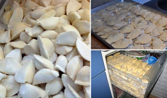 Можно ли замораживать ленивые вареники из творога, сколько они хранятся дома в морозилке