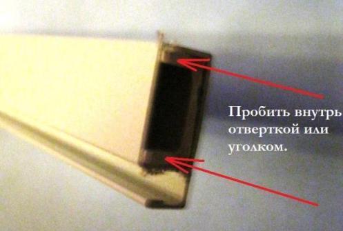 Ремонт москитной сетки и ручек на пластиковые окна своими руками: какой нужен ремкомплект