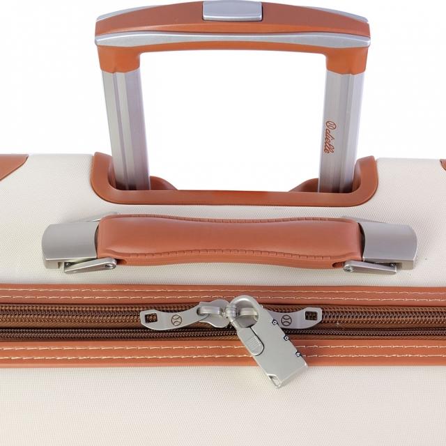 Как отремонтировать ручку чемодана при помощи подручных средств