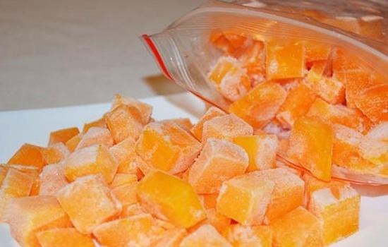 Как заморозить тыкву на зиму и сохранить её полезные свойства?