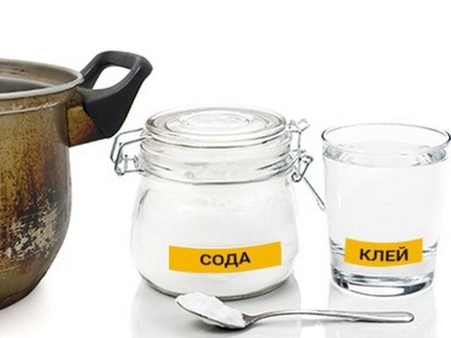 Суперклей и сода для ремонта пластмассы в домашних условиях: инструкция