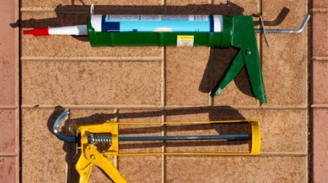 Как чистить пистолет для монтажной пены - основные способы и правила