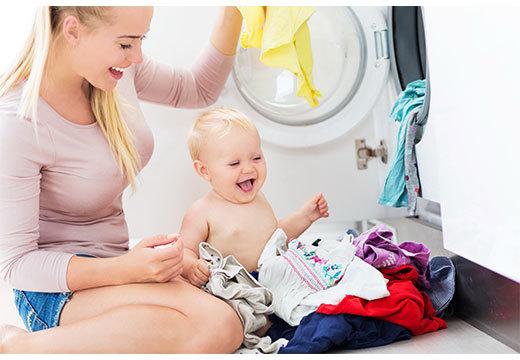 Как стирать без порошка в машинке: 10+ способов для аллергиков, веганов, молодых мам