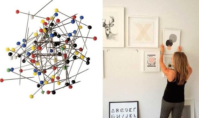 Крепления для картин: простые и оригинальные решения