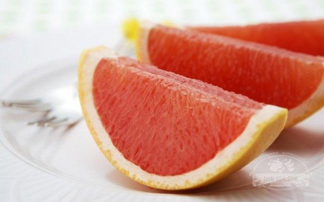 Как чистить грейпфрут – 3 способа