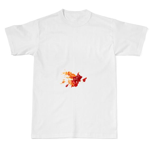 Как и чем отстирать кетчуп с белой одежды: несколько способов удалить пятно с футболки, рубашки, белья