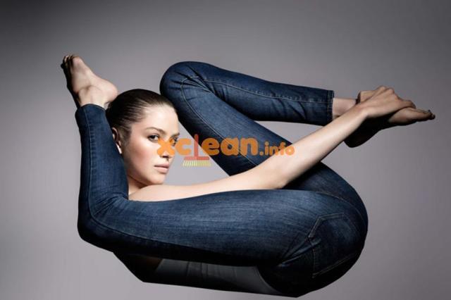 Как растянуть джинсы, если они стали малы?