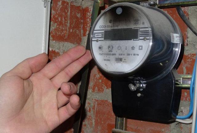 Что делать если остановился счетчик электричества, воды или газа?