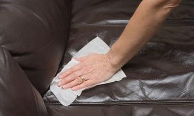 Как почистить светлый кожаный диван в домашних условиях бережно и эффективно?