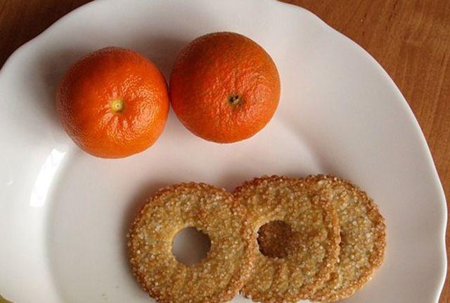 Как хранить фрукты - хурму, ананас, мандарины -советы для хозяек