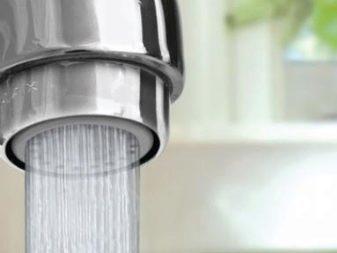 Эффективность аэратора для экономии воды, виды и особенности насадок, правила установки