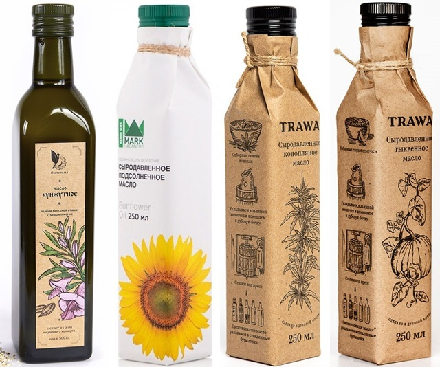 Какое масло лучше для жарки, а какое – для салата: критерии выбора и краткий обзор подходящих вариантов