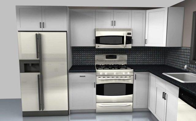 Можно ставить холодильник рядом с духовым шкафом или нет?
