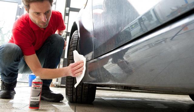 Чем удалить битум с кузова автомобиля, с обуви и с одежды, не повредив поверхность?