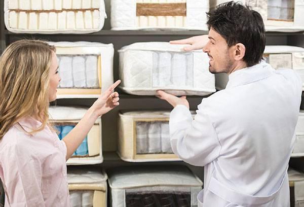 Как выбрать жесткость матраса – советы специалистов