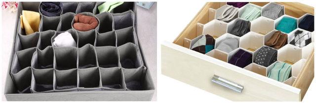 Где хранить нижнее белье – в шкафу и в комоде: как удобнее и как правильно